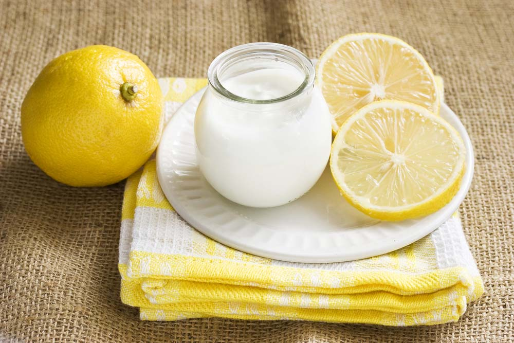 Sữa chua hương chanh ngọt thanh, mát lạnh càng ăn càng nghiền - 1