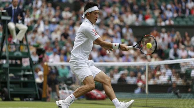 Chi tiết Nishikori - Stakhovsky: Định đoạt ở loạt tie-break (KT) - 3