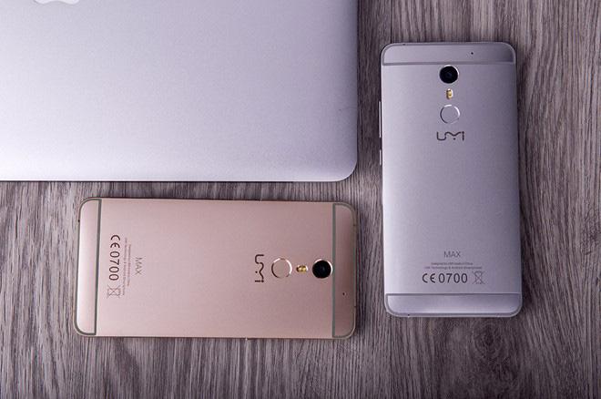 """Điện thoại UM MAX thiết kế đẹp như """"hoa hậu"""" - 2"""