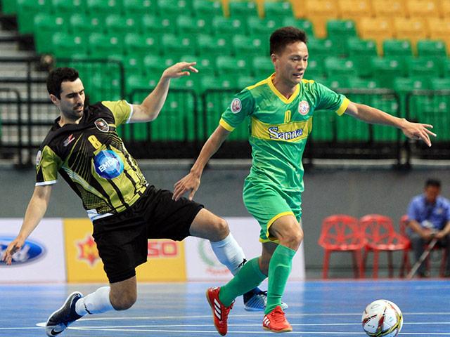 Hạ đẹp CLB Úc, đội bóng Việt Nam vào bán kết giải Đông Nam Á