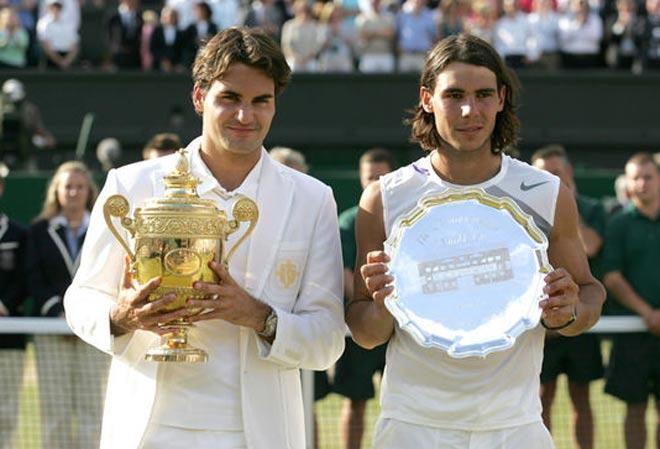 Wimbledon, Nadal ngán Federer: Đất có thổ công sông có hà bá - 2