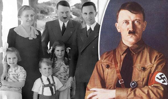Nữ y tá tiết lộ những ngày cuối cùng của Hitler - 1