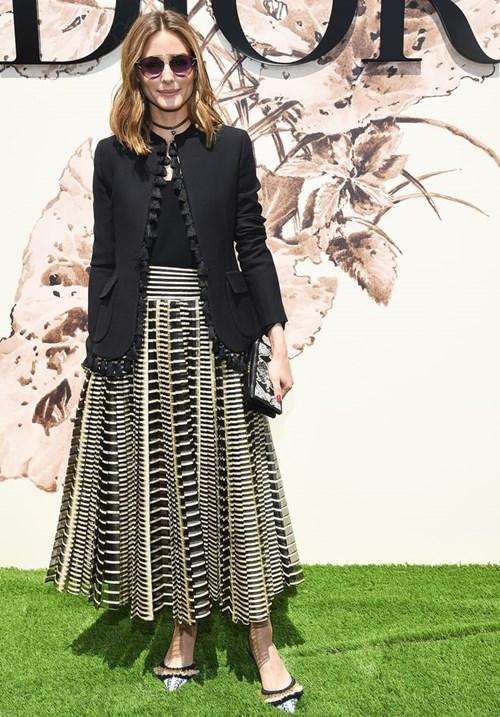"""Váy áo siêu đắt """"chưa xắt ra miếng"""" của Dior Haute Couture 2017 - 9"""