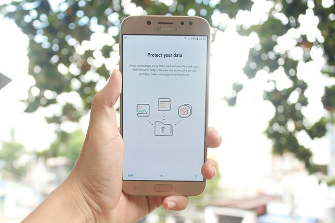 """3 chữ """"Không"""" đầy cá tính của Galaxy J7 Pro - 3"""