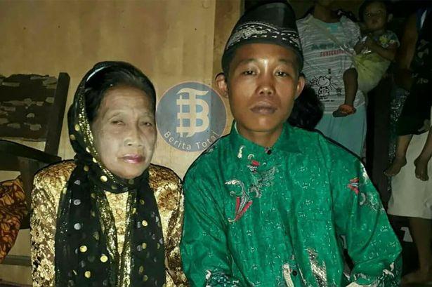 Chàng trai 16 tuổi cưới bà cụ 71, dọa tự tử nếu bị ngăn cản - 1