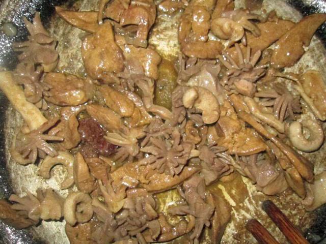 Bí quyết nấu giá đỗ xào lòng gà thơm ngon, không tanh - 3