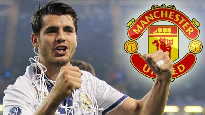 Chuyển nhượng MU 5/7: 79 triệu bảng không mua nổi Morata - 1
