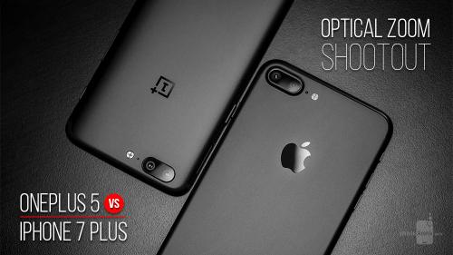 So sánh ảnh chụp từ camera kép của OnePlus 5 và iPhone 7 Plus - 1
