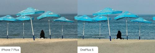 So sánh ảnh chụp từ camera kép của OnePlus 5 và iPhone 7 Plus - 3