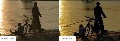 So sánh ảnh chụp từ camera kép của OnePlus 5 và iPhone 7 Plus - 5