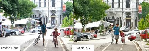 So sánh ảnh chụp từ camera kép của OnePlus 5 và iPhone 7 Plus - 4