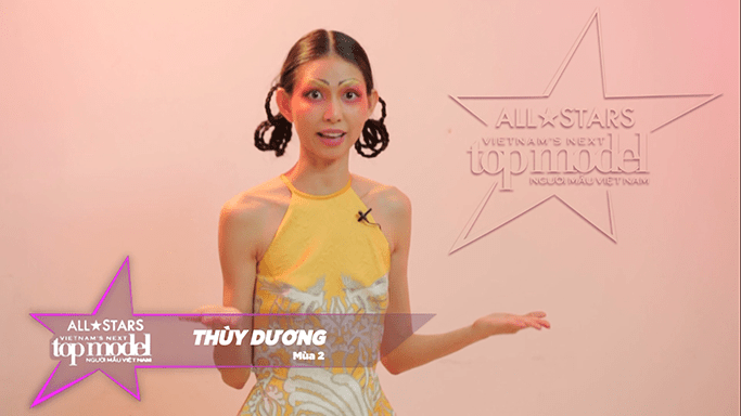 """Dung nhan """"ác nữ xắt xéo"""" đang hot nhất Next Top Việt - 2"""