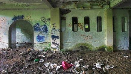 """""""Sợ bắn tim"""" thám hiểm tòa tháp bỏ hoang, nơi ẩn náu của những linh hồn - 8"""