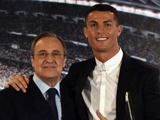 Tiết lộ: Ronaldo từng bí mật gặp ông chủ PSG, đàm phán rời Real