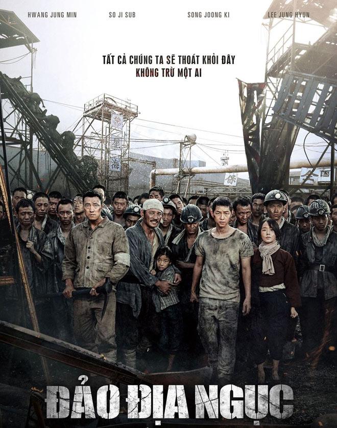 Phim 500 tỷ của trai trẻ sắp cưới Song Hye Kyo tung trailer nghẹt thở - 5