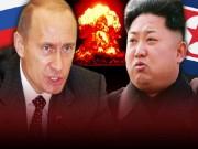 Ông Putin và ông Tập bắt tay giải quyết vấn đề Triều Tiên