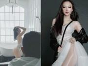 Phim - Hậu trường ảnh nội y quá nóng bỏng: Angela Phương Trinh không như fan lầm tưởng
