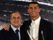 Bóng đá - Tiết lộ: Ronaldo từng bí mật gặp ông chủ PSG, đàm phán rời Real