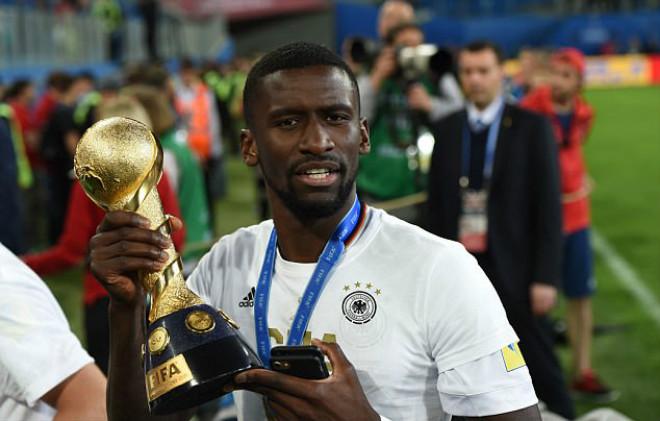 Chelsea: Được MU nhường Lukaku, mua SAO vô địch Confed Cup - 2