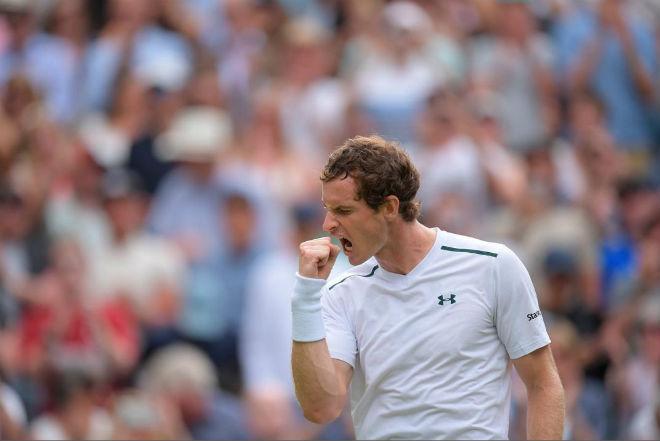 "Murray – Brown: Giải mã ""dị nhân"" (Vòng 2 Wimbledon) - 1"