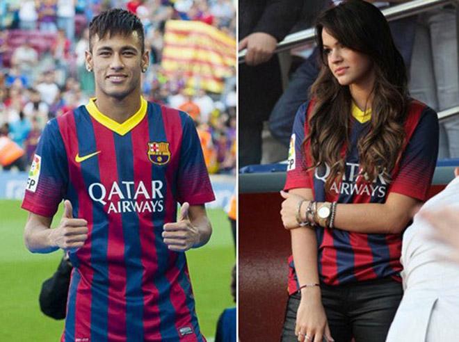 """Vừa cầu hôn hot girl danh thủ Neymar đã """"nghỉ chơi"""" để cặp siêu mẫu cá tính - 1"""