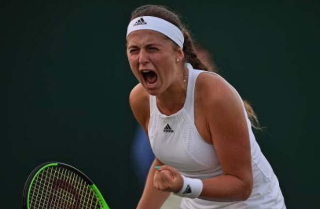 Wimbledon ngày 3: Venus & Ostapenko ngược dòng, Kvitova bị loại - 1