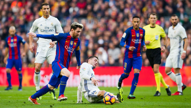 Tin HOT bóng đá sáng 6/7: Real gặp MU và Barca trong 1 tuần - 1