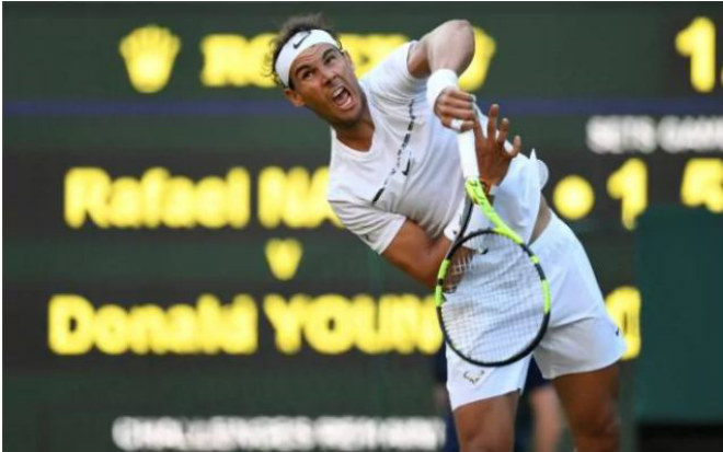 Tin nóng Wimbledon ngày 4: Ném tiền vào trọng tài, sắp ăn trái đắng - 5