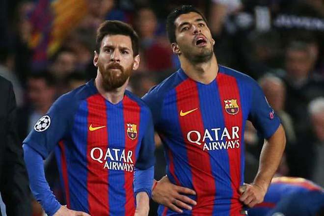 """Messi gia hạn Barca: Anh hùng lại còng lưng vì """"mỹ nhân"""" - 3"""