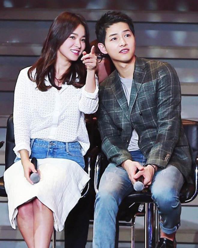 Song Hye Kyo từng yêu ai trước khi đến với Song Joong Ki? - 5