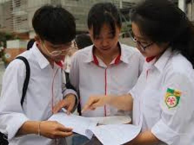 HOT: Tra cứu điểm thi THPT quốc gia của 36 tỉnh đầu tiên