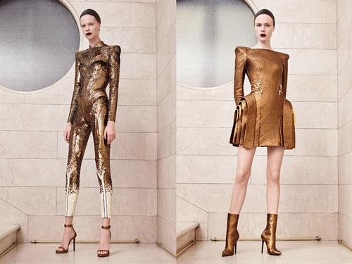 Nín thở vì đồ đẹp xuất sắc của đại gia làng mốt Versace - 3