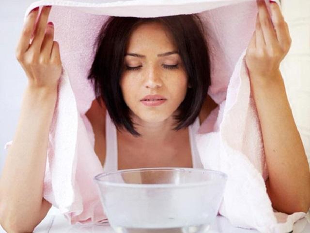 Khi bị cảm cúm có nên xông hơi?