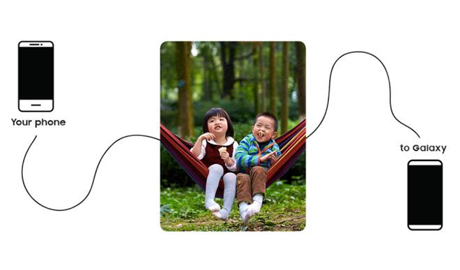 Tiết kiệm tối đa thời gian chuyển dữ liệu với Samsung Smart Switch - 2