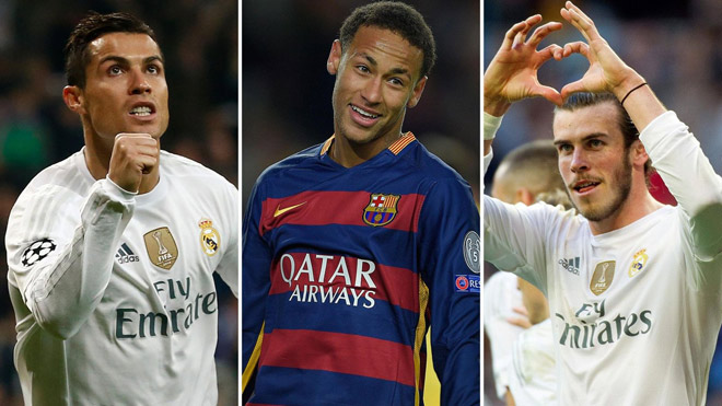 Khi tương lai Ronaldo, Neymar, Bale trong tay nhà cái - 1