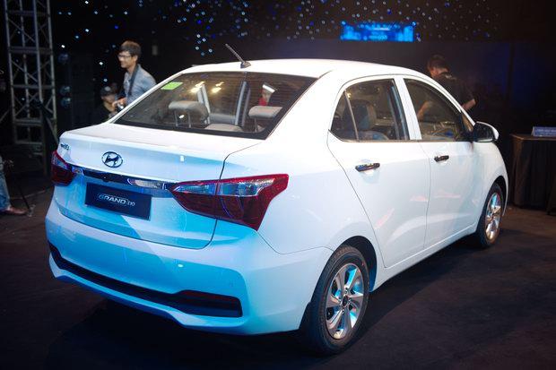 Hyundai Grand i10 lắp ráp có giá từ 340 triệu đồng tại Việt Nam - 4