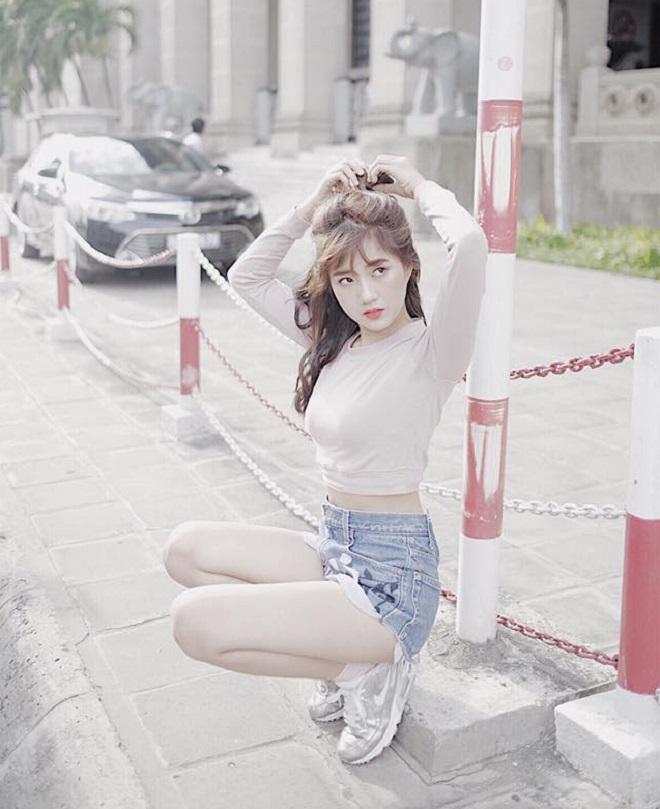 """""""Bạn gái mới"""" Sơn Tùng MTP mặc sexy vẫn gây thiện cảm - 3"""