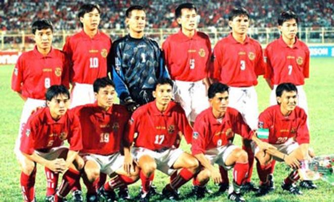 Việt Nam còn toan tính hơn cả Malaysia: Bóng ma Tiger Cup 98 - 1