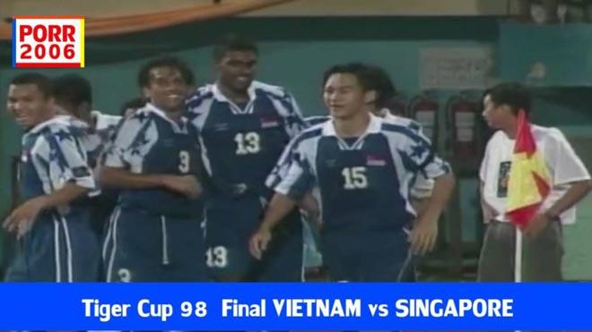 Việt Nam còn toan tính hơn cả Malaysia: Bóng ma Tiger Cup 98 - 5