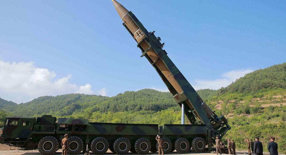 Mỹ cân nhắc sử dụng vũ lực với Triều Tiên - 1
