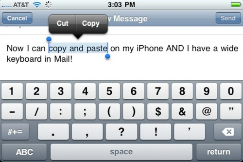 """10 điều """"kinh khủng"""" trên chiếc iPhone đầu tiên - 5"""