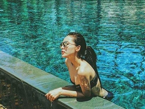 Hoa hậu Kỳ Duyên lại khiến fan trầm trồ vì quá khêu gợi! - 7