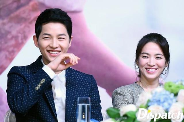 Song Hye Kyo cưới Song Joong Ki: Cặp đôi nghìn tỷ vô đối của showbiz Hàn - 1