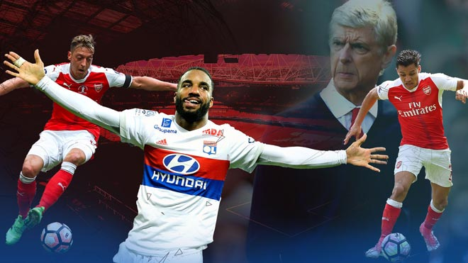 Tân binh Arsenal 52 triệu bảng: Khéo như Sanchez, dứt điểm cỡ Persie - 2