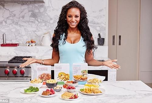 Vì sao cựu thành viên Spice Girls ăn nhiều mà không béo? - 1