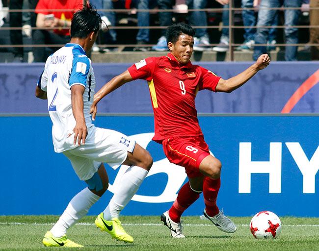 """U23 Việt Nam: Công Phượng dễ dự bị cho """"đàn em"""" chơi đa năng hơn - 2"""