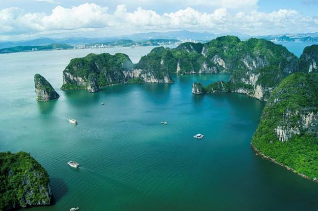 Việt Nam lọt top 20 quốc gia tăng trưởng du lịch nhanh nhất thế giới - 2