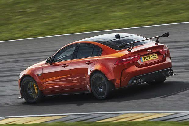 """Jaguar XE SV Project 8: """"Siêu báo"""" mạnh 600 mã lực - 2"""
