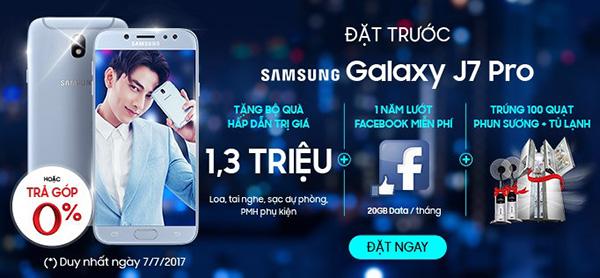 Viettel Store cháy hàng trong ngày đầu mở bán Galaxy J7 Pro - 5