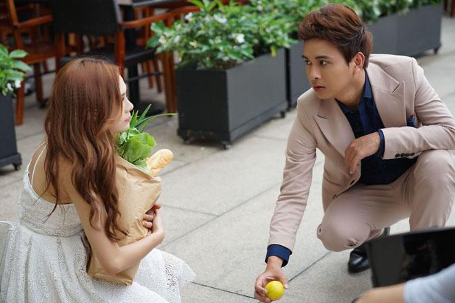 Hồ Quang Hiếu lái xế bạc tỷ, tán tỉnh hot girl trong MV mới - 2